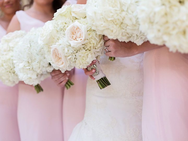 Tmx 1436306046557 Bridesmaids With Hyd And Garden Roses And Hyd For  Sarasota, FL wedding florist