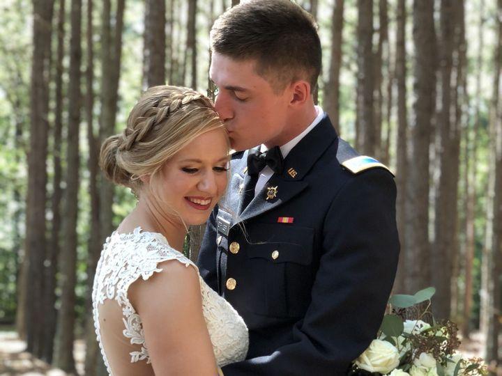Tmx 1531165585 5237517c70f6ae22 1729E4E0 5962 4A3D 9C7D CA77DF96D076 Eagle Springs, NC wedding videography