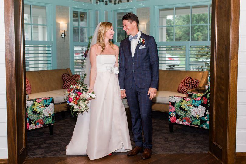 Newlyweds | Photo Courtesy: Ashley Slater Photography