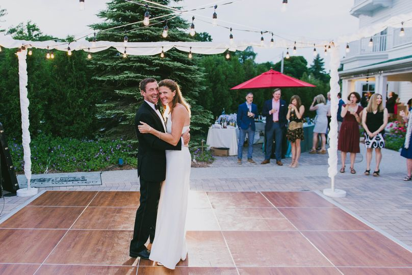 First dance | Photo Courtesy: Lamb + Lark Photography
