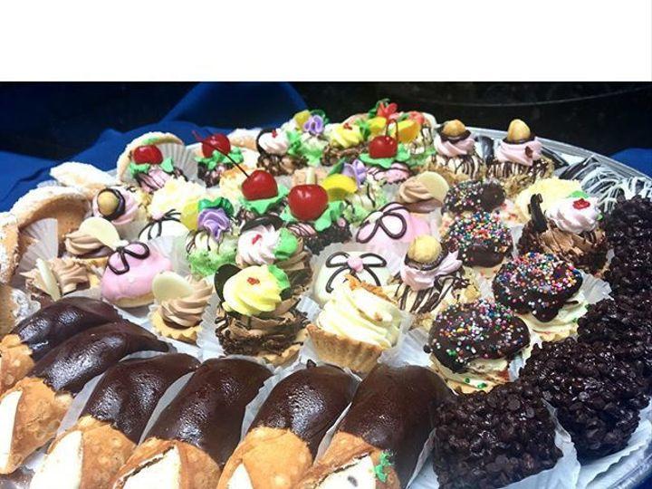 Tmx 1534973399 Ccb9d3df8a3e18bf 1534973398 9bceb54571e94aa1 1534973398801 2 Mixed Pastry Platt Bloomfield, NJ wedding catering