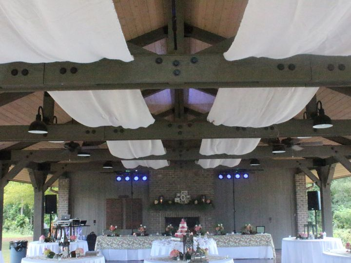 Tmx 1441214540246 Arboretum Drape 02 West End, NC wedding rental