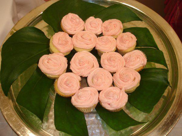 Mini Paris Cupcakes
