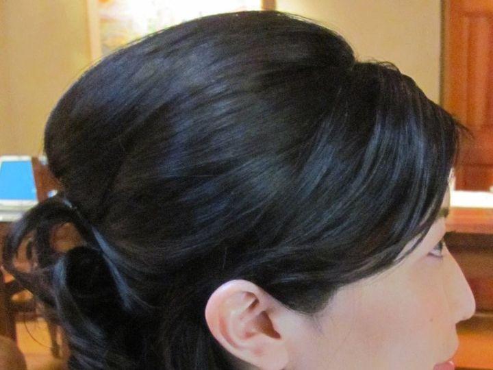 Tmx 1350330118942 HairSnapshot5 Burbank wedding beauty