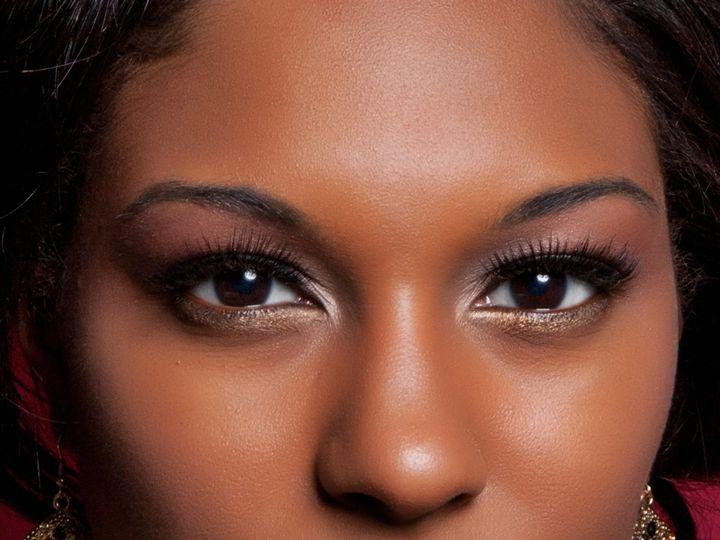 Tmx 1496693603449 Natural African American Make Up  Natural Beauty   Burbank wedding beauty