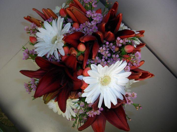 budget south dakota silk wedding flowers