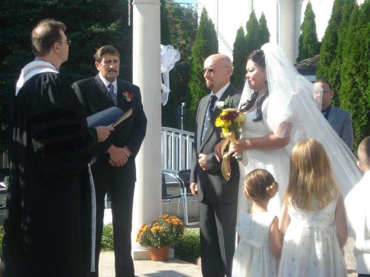 Tommy & Sherry Chmielewski, October 21, 2012, at La Bove Grande, in Lakehurst, NJ.