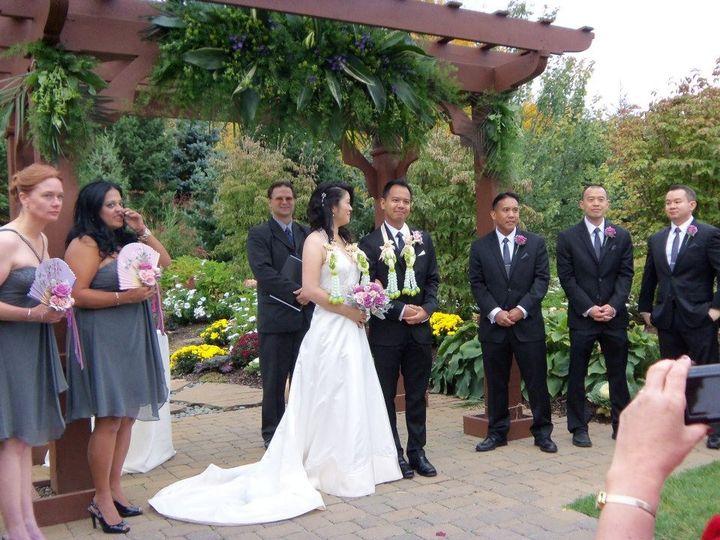Tan & Melinda Chuenphakorn, October 7, 2012, at Minerals Resort & Spa, in Vernon, NJ