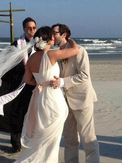 Mary & Devon Connell - September 8, 2012 - Stone Harbor, NJ.