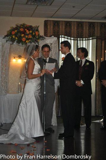 Arli & Mark Hamersly, September 25, 2011, at Valleybrook Country Club, Blackwood, NJ.
