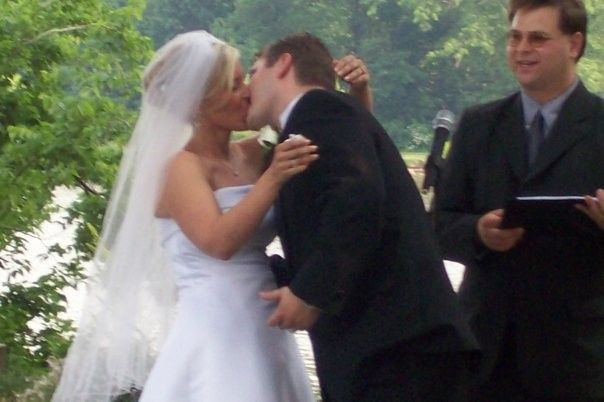 Jaime and Aaron Van Lieu Wedding - May 27, 2007 - Pennsauken, NJ.