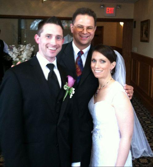 Erik & Ashley Laymon, married May 25, 2013 at The Rosewood, Edison, NJ.