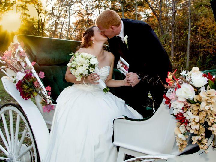Tmx 1392136546664 Fk Bride Groom Carriag Gettysburg wedding venue