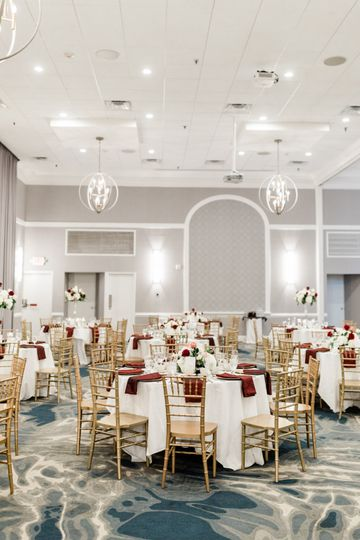 Grand Ballroom Decor