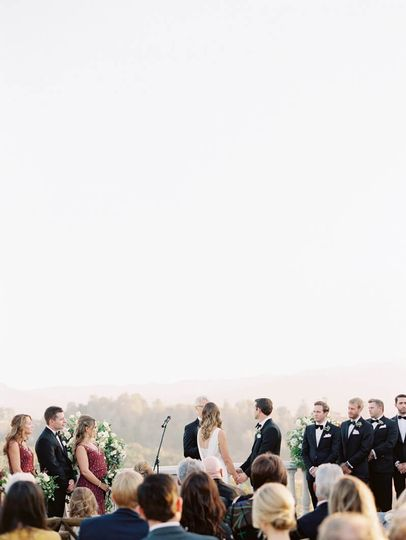 The Chateau: Overlook Ceremony
