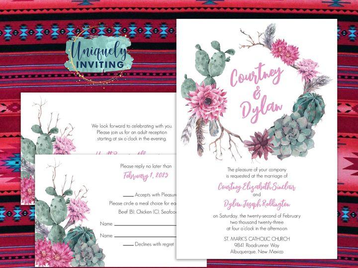 Tmx Desertblooms 51 57880 158605032754629 Davenport, FL wedding invitation