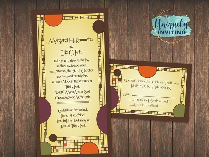 Tmx Flwcircleset 51 57880 158605033444955 Davenport, FL wedding invitation