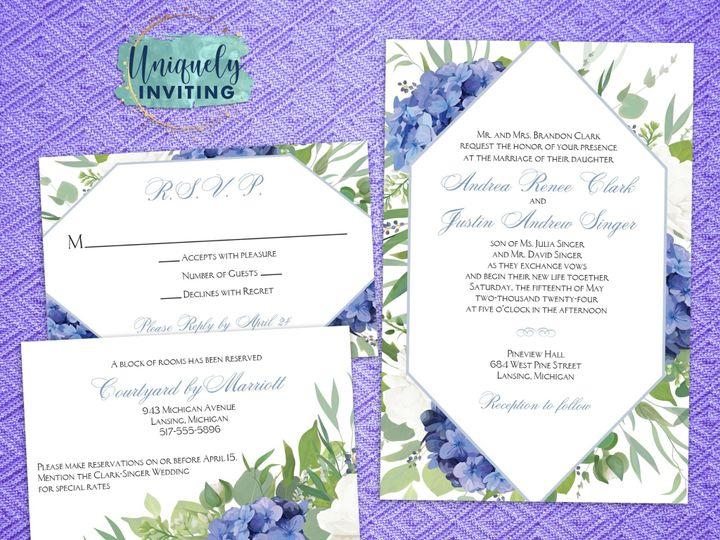 Tmx Somethingblueset 51 57880 158605037230222 Davenport, FL wedding invitation
