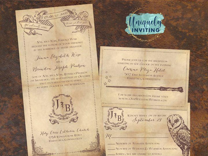 Tmx Wesolemnlyswearset 51 57880 158605038138649 Davenport, FL wedding invitation