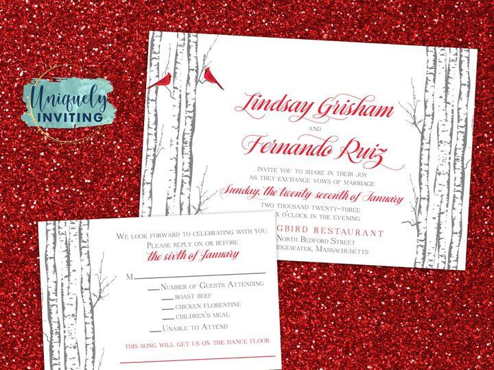Tmx Winterbirchset 51 57880 158605037889700 Davenport, FL wedding invitation