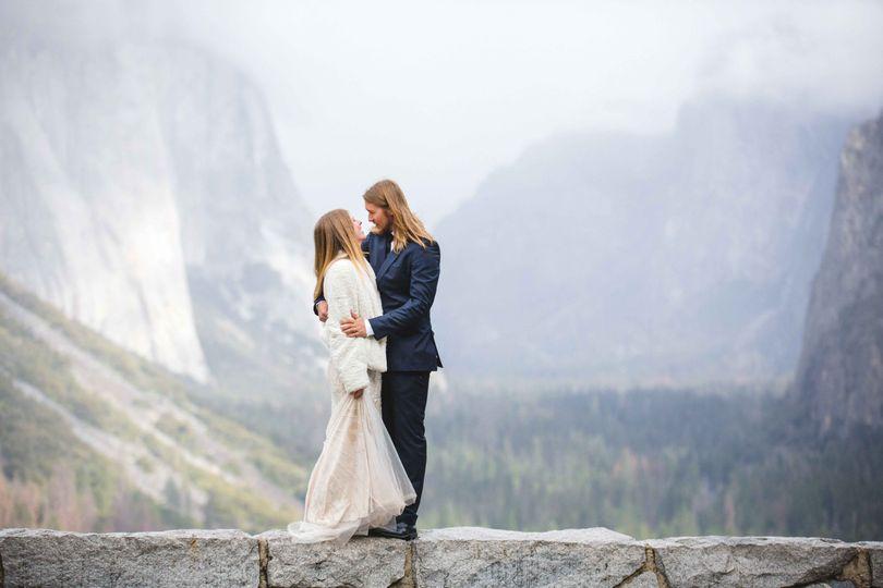 Yosemite Elopement Photographe