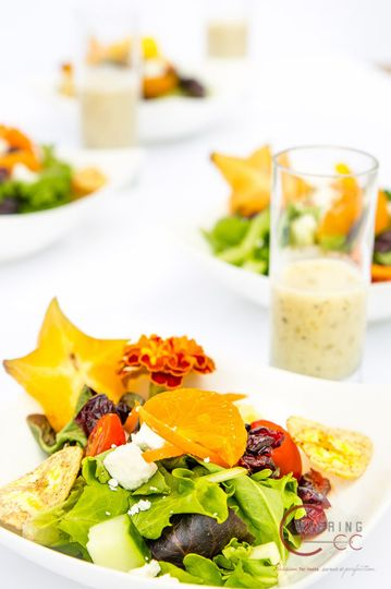 Catering cc signature salad