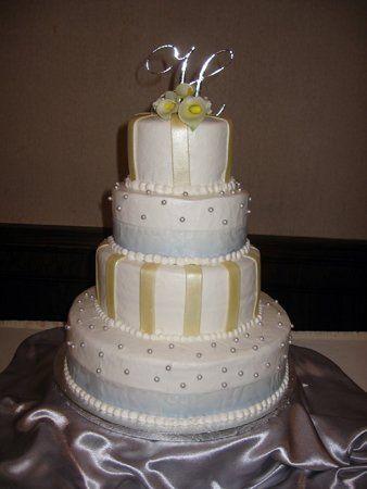 Simple but elegant cake