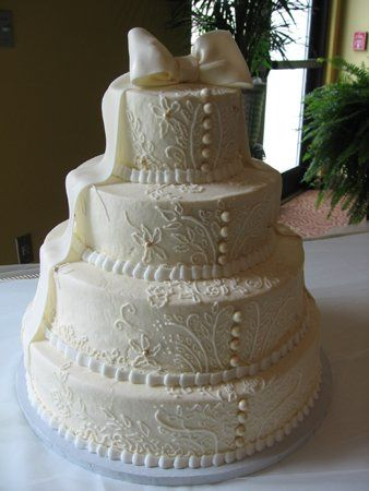 Simply Charming Cakes Wedding Cake Schertz TX WeddingWire