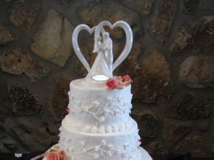 Tmx 1360852658160 IMG2678 Schertz, Texas wedding cake
