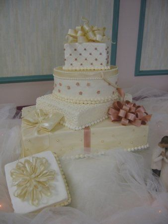 Tmx 1360852684911 Cake023 Schertz, Texas wedding cake