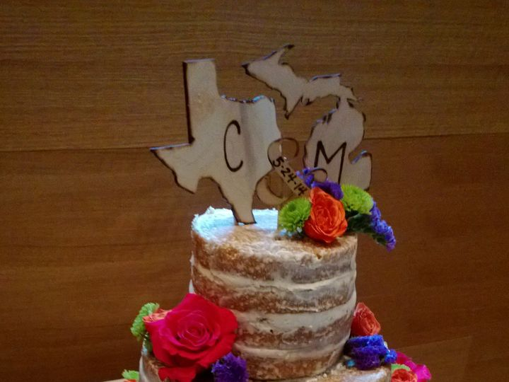 Tmx 1435069450542 039 Schertz, Texas wedding cake