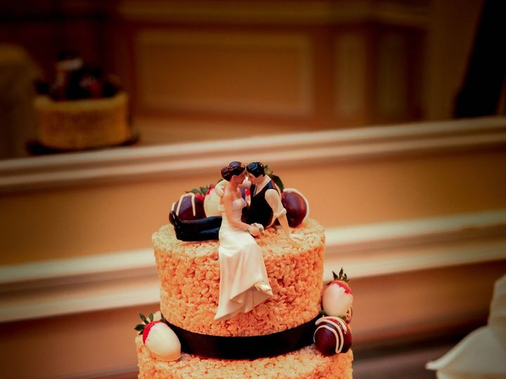 Tmx 1435069732023 Reception 263 Schertz, Texas wedding cake