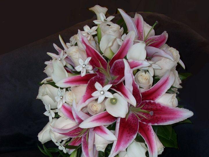 Tmx 1359905154244 Stargazerbridebouquet Oakdale, New York wedding florist