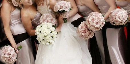 Tmx 1381774497279 Bridesmaid Bouquets Posh Floral Designs Oakdale, New York wedding florist