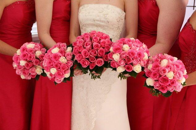 Tmx 1381775212335 Pinks2 Oakdale, New York wedding florist