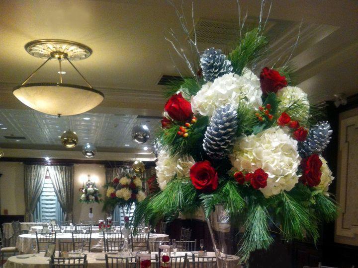 Tmx 1388708559419 Awatermill Wedding Holiday Oakdale, New York wedding florist