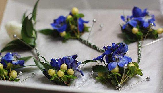 Tmx 1446054865939 Bouts Blue Oakdale, New York wedding florist