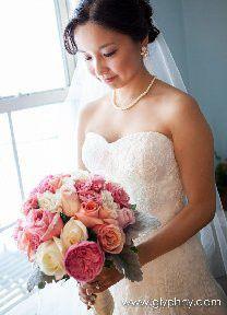 Tmx 1446056175350 Bride2 Oakdale, New York wedding florist