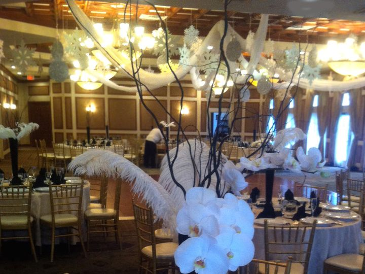 Tmx 1446060492655 Tall Black A Oakdale, New York wedding florist