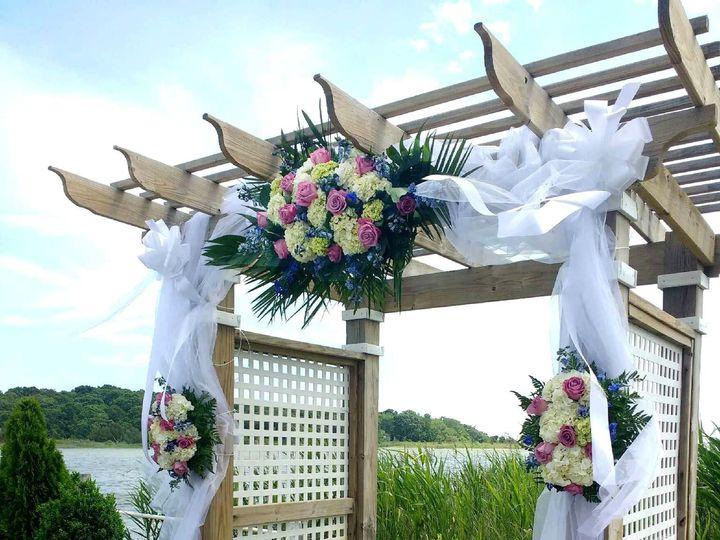 Tmx 1477238824714 Arch Side Oakdale, New York wedding florist
