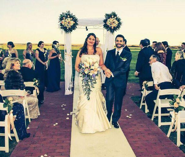 Tmx 1477240290033 Aisle Oakdale, New York wedding florist