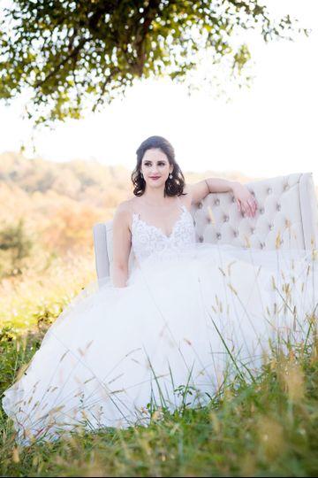 hayley paige wedding dress 1