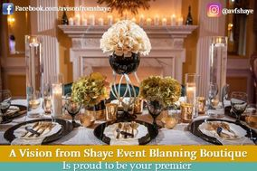 A Vision from Shaye Event Planning Boutique