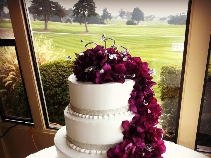 Tmx 1362522671356 543550483989778328835132247725n Salinas, CA wedding cake