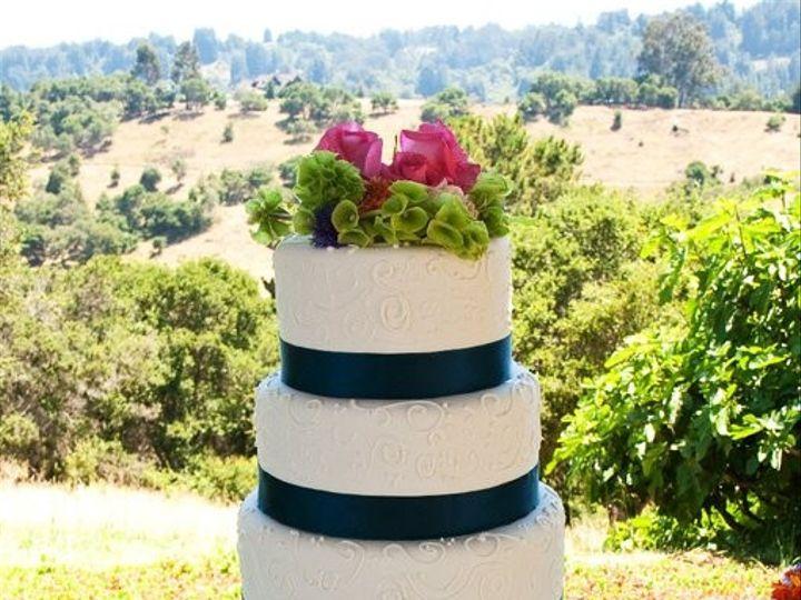 Tmx 1465845726061 Wedding Cake 1 Salinas, CA wedding cake