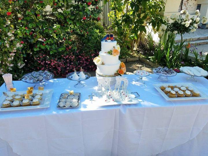 Tmx 1467935130504 1317739910702409863703754974824430422257252n Salinas, CA wedding cake