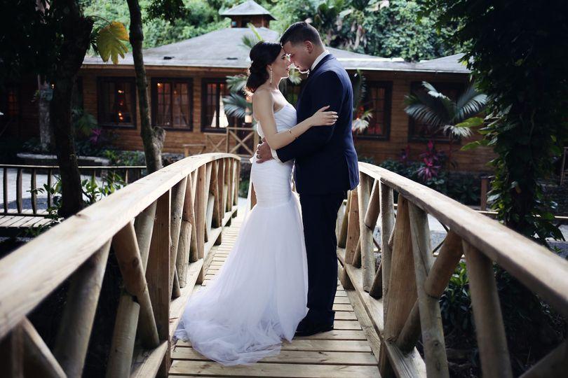 el bungalow aguada boda