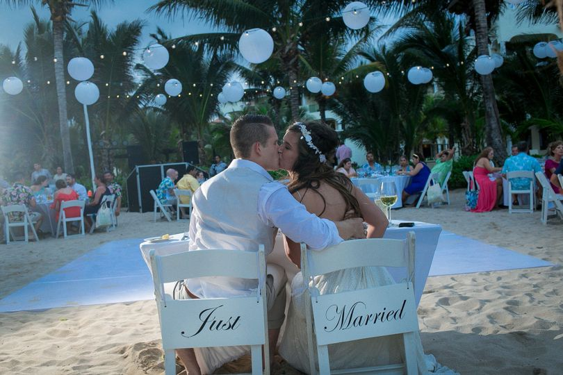 El Dorado Royale Destination Wedding