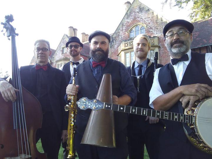 Tmx 1506932000167 Barrelhousegangthornewood Seattle, Washington wedding band