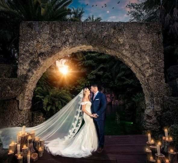Secret Gardens Miami Venue Homestead Fl Weddingwire
